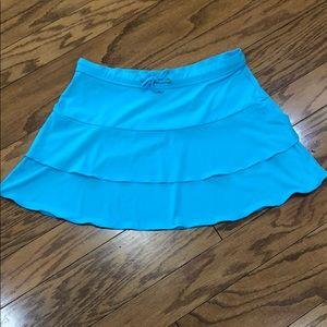 Athleta Sport Skirt with  Ruffles